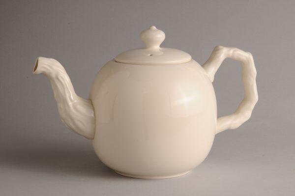 Hartley Greens Leeds Pottery Crabstock Teapot-0