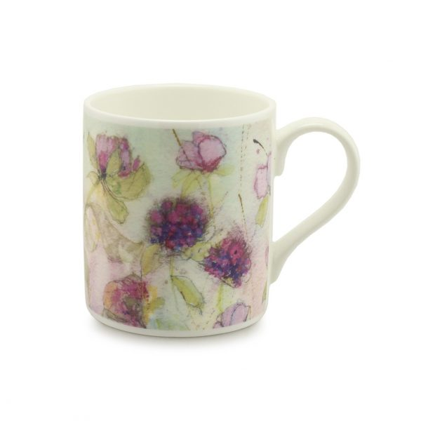 Sue Fenlon Summer Peonies & Roses Mug-0