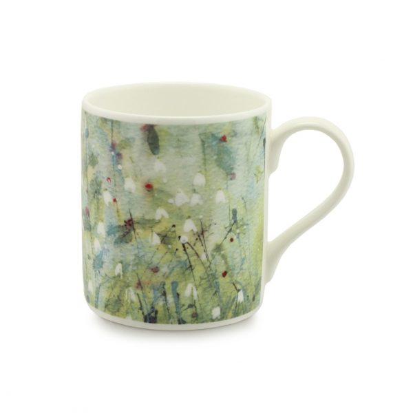 Sue Fenlon Snowdrops Mug-0
