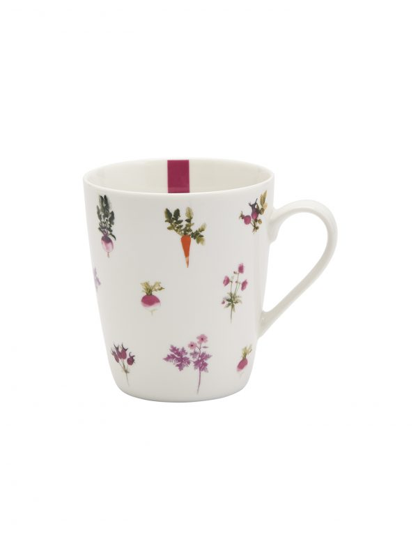 Joules Botanical Vegetable Mug, Gift Boxed-0