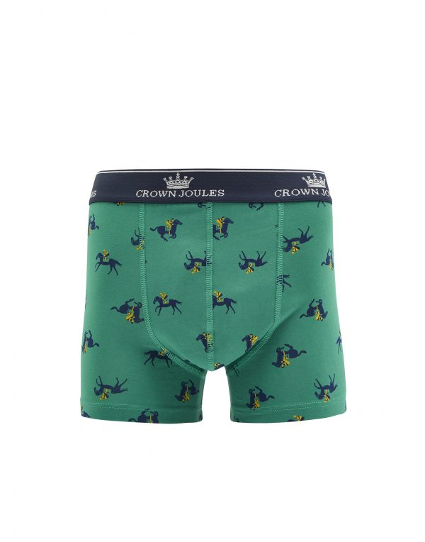 Joules Put A Sock In It Race Day Gift Set - Socks & Boxer Shorts-2951