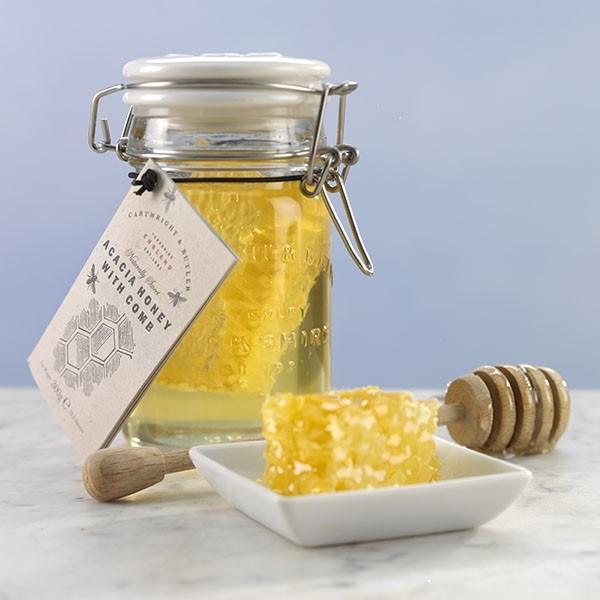 Cartwright & Butler Acacia Honey With Comb-3230