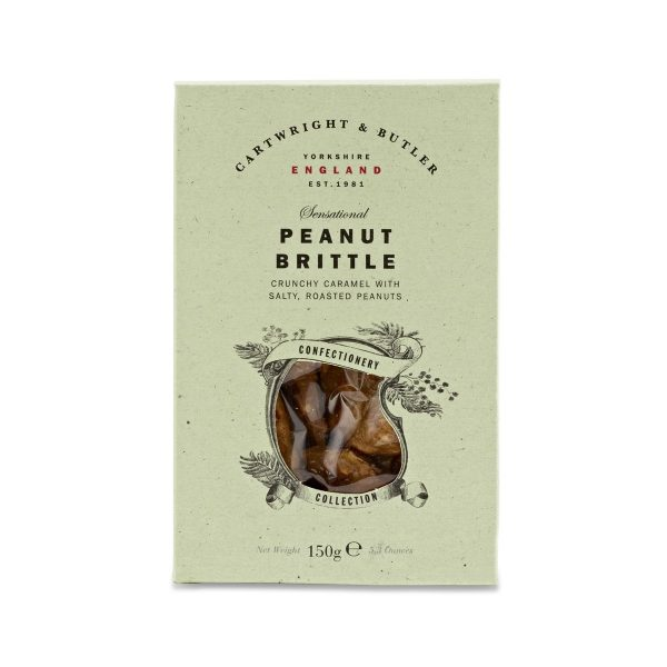 Cartwright & Butler Peanut Brittle In Carton-0