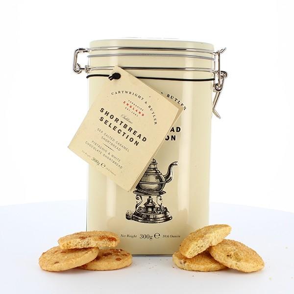 Cartwright & Butler Shortbread Collection Gift Tin-0