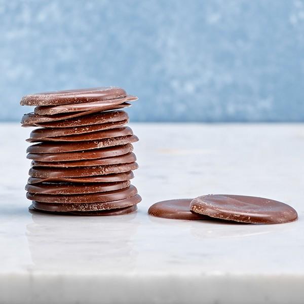 Cartwright & Butler Dark Chocolate Mint Thins-3008