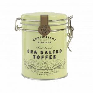 cartwright and butler sea salted toffee