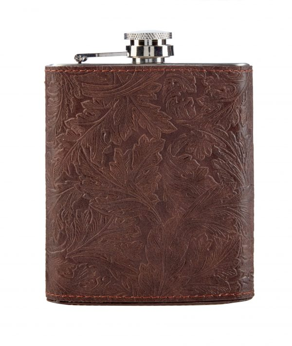 Morris & Co Refined Gentlemen Hip Flask -3077