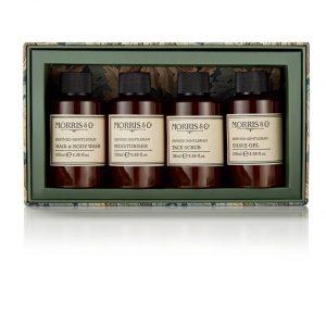 Morris & Co Refined Gentleman Travel Grooming Set-0