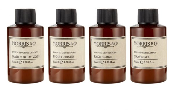 Morris & Co Refined Gentleman Travel Grooming Set-3086