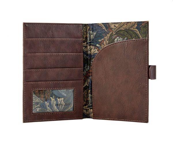 Morris & Co Refined Gentleman Travel Wallet-3082