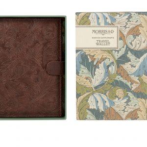 Morris & Co Refined Gentleman Travel Wallet-0