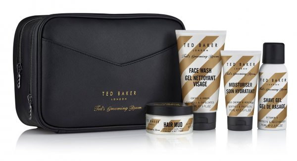 Ted Baker Men's Grooming Room The Full Ted Regime Gift Set and Wash Bag-0