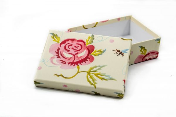 Emma Bridgewater Rose & Bee Small Gift Box-0