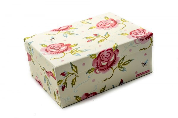Emma Bridgewater Rose & Bee Large Gift Box-0