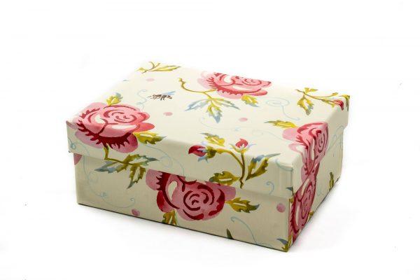 Emma Bridgewater Rose & Bee Medium Gift Box -0