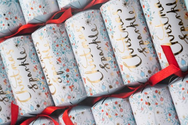 Louise Tiler Christmas Sparkle Luxury Christmas Crackers -3107