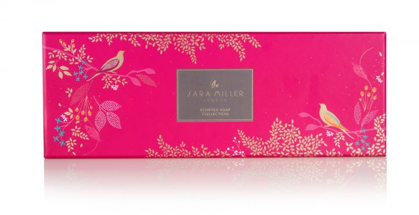 Sara Miller Scented Soap Collection Gift Set, 3 x 100g-3179