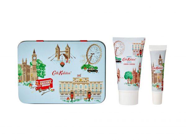 Cath Kidston London Hand & Lip Tin-0