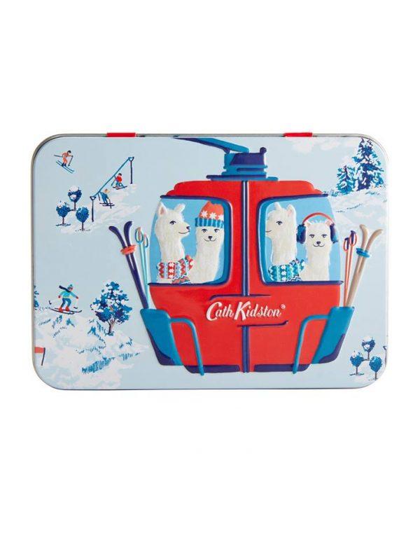 Cath Kidston Alpacas Hand & Lip Tin Gift Set-3165
