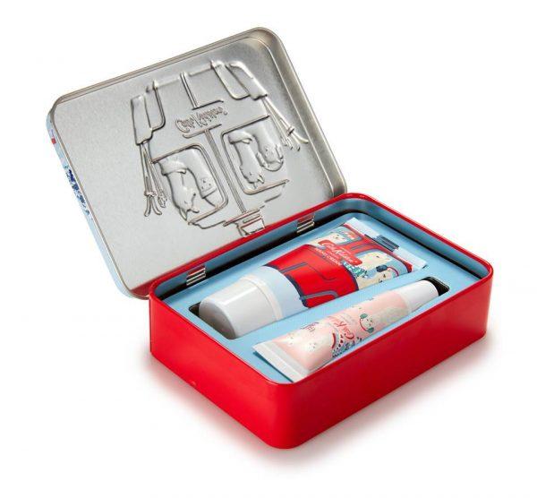 Cath Kidston Alpacas Hand & Lip Tin Gift Set-3166
