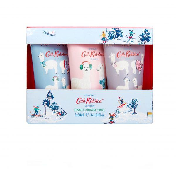 Cath Kidston Alpacas Hand Cream Trio-0