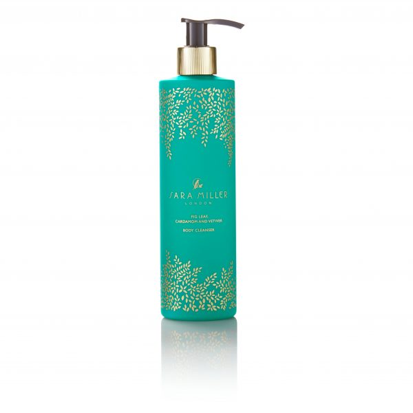 Sara Miller Fig Leaf Shower Cream, 300ml-0