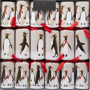 Sara Miller Penguin Luxury Christmas Crackers-0