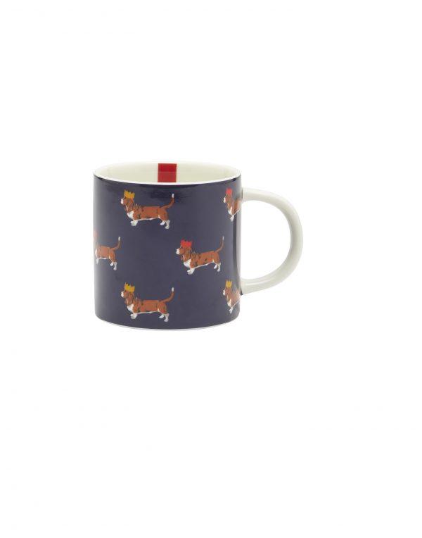 Joules Christmas Cuppa Festive Dog Mug Gift Boxed -3123