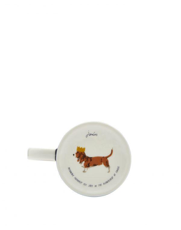 Joules Christmas Cuppa Festive Dog Mug Gift Boxed -3124