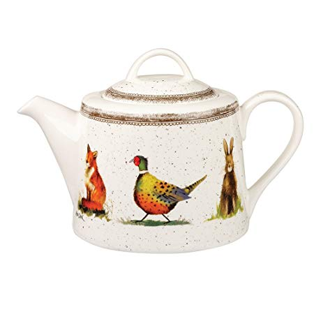 Alex Clark Wildlife Teapot-0