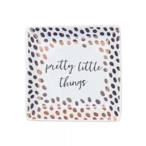 Caroline Gardner Pretty Little Things Trinket Tray -0