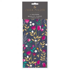 Sara Miller Tulips Tissue Paper -0