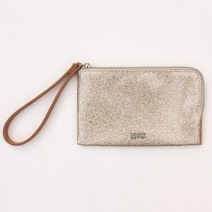 Caroline Gardner Gold Glitter Essential Purse-0