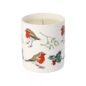 Madeleine Floyd Five Robins Candle, Fireside -0