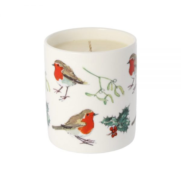 Madeleine Floyd Five Robins Candle, Fireside -0
