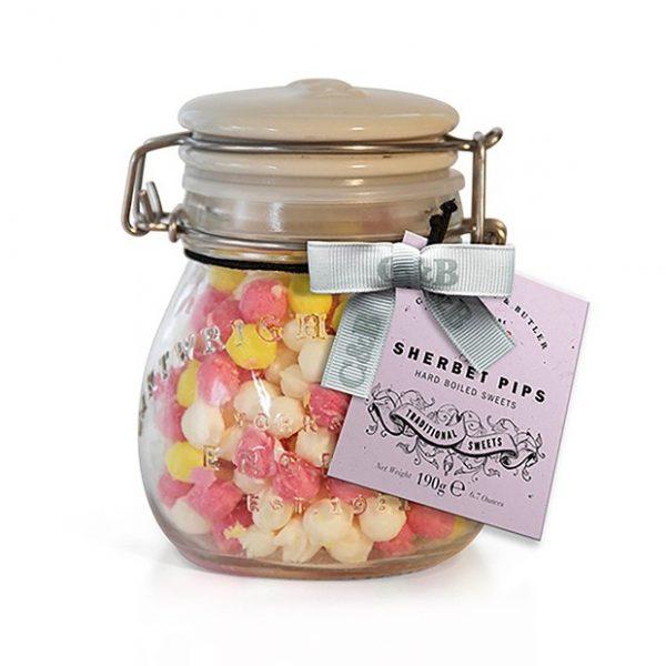 Cartwright & Butler Sherbet Pips Sweets -0