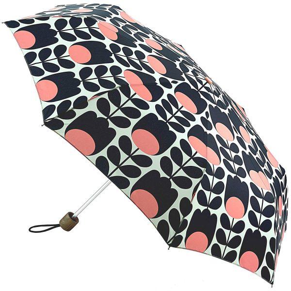 Orla Kiely Tulip Stem Minilite Umbrella -0