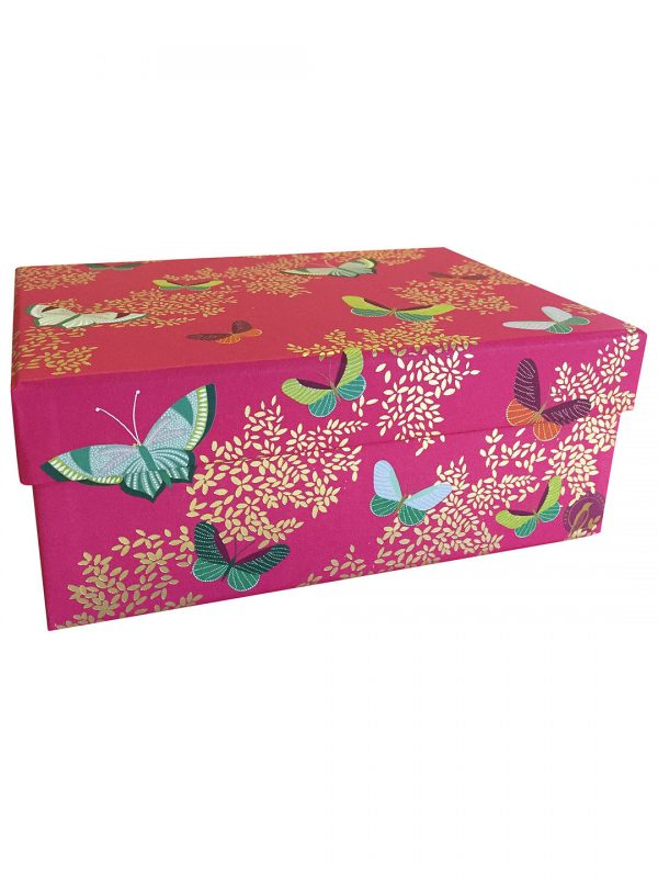 Sara Miller Butterfly Medium Gift Box -0