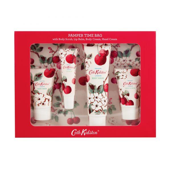 Cath Kidston Cherry Blossom Pamper Time Gift Set-0