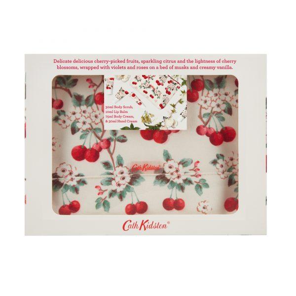 Cath Kidston Cherry Blossom Pamper Time Gift Set-3325