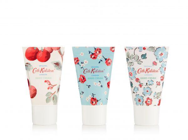 Cath Kidston Cherry Blossom Handcream Trio -3319