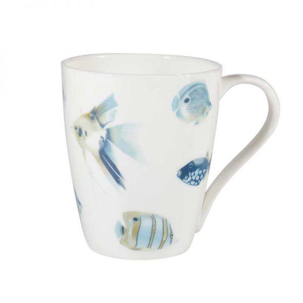 Harlequin Kamanu Fish Aspen Mug-0