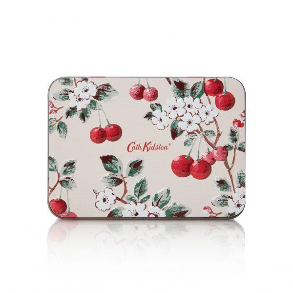 Cath Kidston Cherry Blossom Hand & Lip Tin Gift Set-3322
