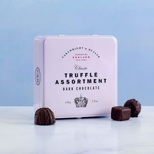 Cartwright & Butler Dark Chocolate Truffle Assortment -0