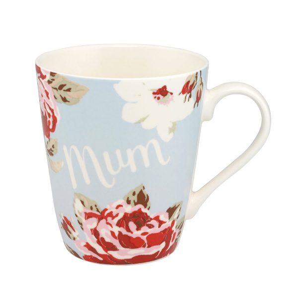 Cath Kidston Blossom Rose Blue Mum Mug-0