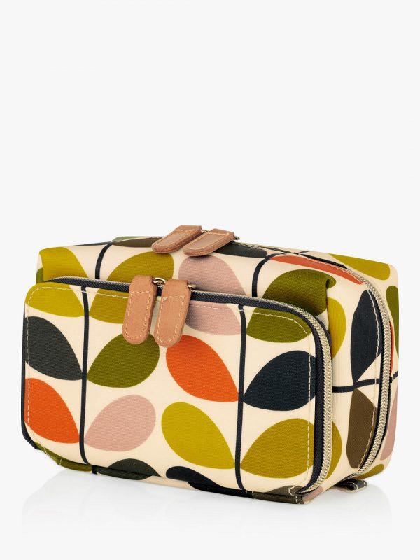 Orla Kiely Multi Stem Medium Wash Bag-0