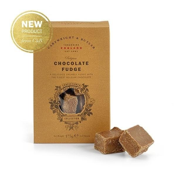 Cartwright & Butler Chocolate Fudge In Carton-0
