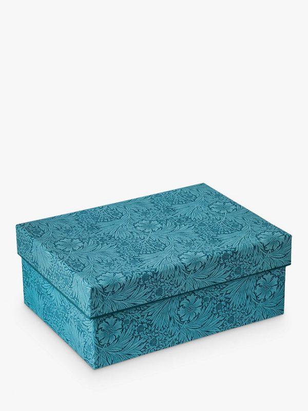Morris & Co. Strawberry Thief Gift Box, Medium-0