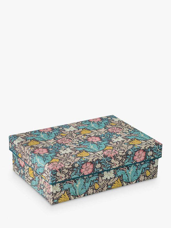 William Morris & Co Crompton Gift Box, Small-0