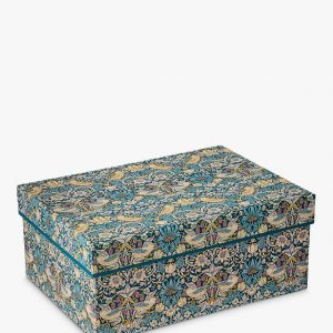 Morris & Co. Strawberry Thief Gift Box, Large-0
